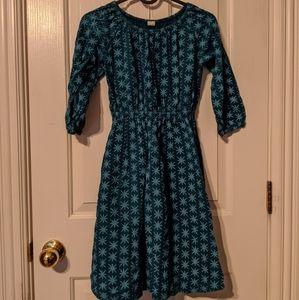 Alice & Ames Long Sleeve Gauze Dress